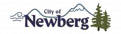 City Of Newberg Logo Color Border