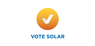 Vote Solar Web Logo